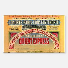Orient Express Decal