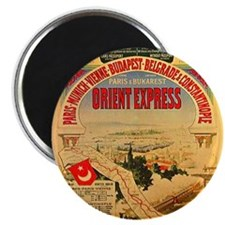 Orient Express Magnet