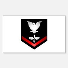 Navy PO3 Aviation Machinist's Mate Decal