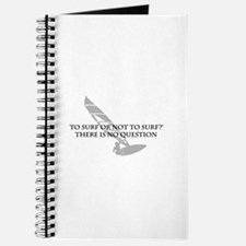To Surf or Not to Surf (windsurfing) Journal