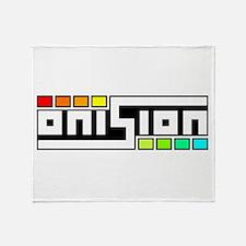 Onision Logo Throw Blanket