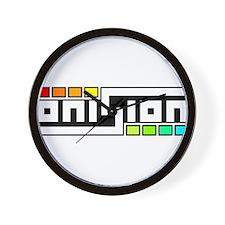 Onision Logo Wall Clock