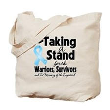 Stand Prostate Cancer Tote Bag