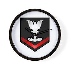 Navy PO3 Aviation Ordnanceman Wall Clock