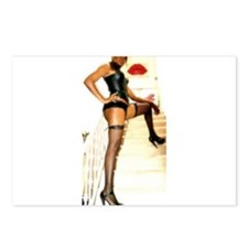 FemDom Power Postcards (Package of 8)