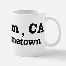 Atherton - hometown Mug