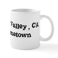 Cucamonga Valley - hometown Mug