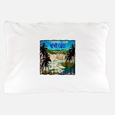 monte carlow monaco illustration Pillow Case