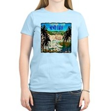 monte carlow monaco illustration T-Shirt