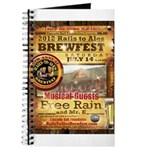 2012 Rails to Ales Brewfest Journal