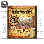 2012 Rails to Ales Brewfest Puzzle