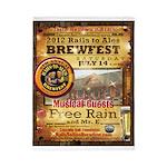 2012 Rails to Ales Brewfest Twin Duvet