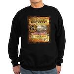 2012 Rails to Ales Brewfest Sweatshirt (dark)