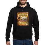 2012 Rails to Ales Brewfest Hoodie (dark)