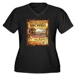 2012 Rails to Ales Brewfest Women's Plus Size V-Ne
