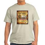 2012 Rails to Ales Brewfest Light T-Shirt