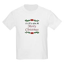"""Merry Christmas!"" T-Shirt"