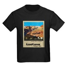 Grand Canyon Travel Poster 2 T