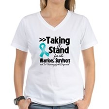 Stand Peritoneal Cancer Shirt