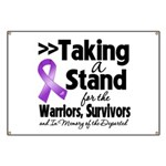 Stand Pancreatic Cancer Banner