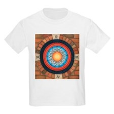 Wrought Iron and Brick Mandala T-Shirt