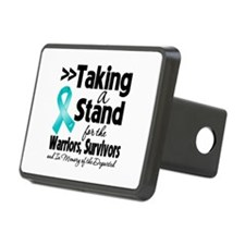 Stand Ovarian Cancer Hitch Cover