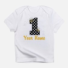 1st Birthday Bumble Bee Infant T-Shirt