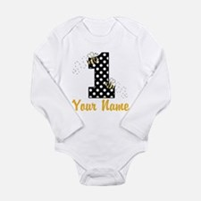 1st Birthday Bumble Bee Baby Outfits