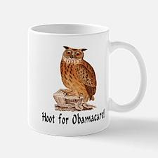 Hoot for Obamacare! Mug