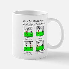 DISBELIEF Mug