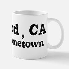 Fort Ord - hometown Small Small Mug