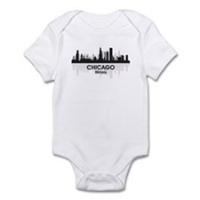 Chicago Skyline Infant Bodysuit