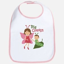 Big Cousin - Butterfly Bib