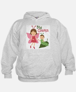Big Cousin - Butterfly Hoodie
