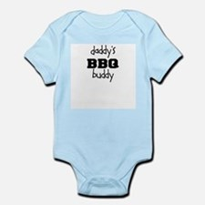 Daddys BBQ Buddy Infant Bodysuit