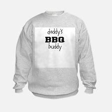 Daddys BBQ Buddy Sweatshirt