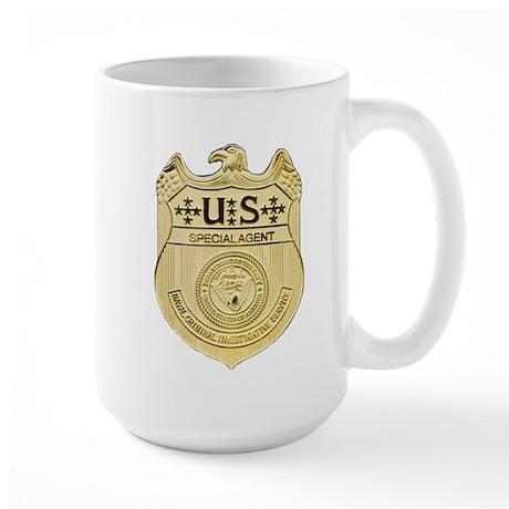 NCIS Special Agent Large Mug