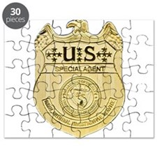 NCIS Special Agent Puzzle