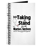 Taking a Stand Mesothelioma Journal