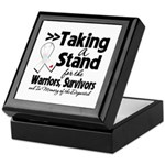 Taking a Stand Mesothelioma Keepsake Box