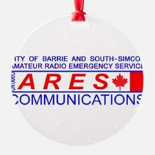 CBSS ARES Ornament