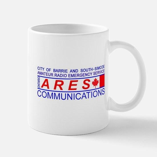 CBSS ARES Mug
