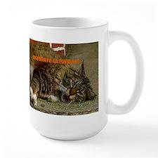 Celebrate Caturday! Mug