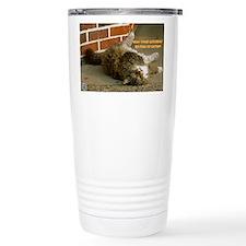 Caturday Catnip Travel Mug