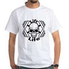 Cartoon skull shirt