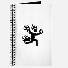 Man on Fire Journal