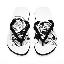 Bike Flip Flops
