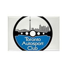 Toronto Autosport Club Rectangle Magnet (10 pack)
