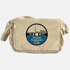Toronto Autosport Club Messenger Bag