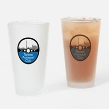 Toronto Autosport Club Drinking Glass